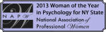 Woman of the Year in Psychology