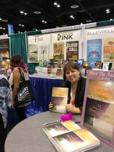More book signing at the ALA Orlando event 2016.